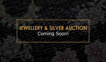 Jewellery and Sliverware Auction