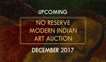 Modern Indian Art(No Reserve Auction)